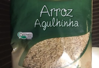 Arroz Agulhinha Integral Orgânico Jasmine