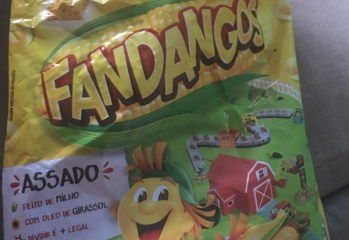 Salgadinho Fandangos Queijo Elma Chips