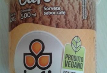 Sorvete Sabor Café Iofi