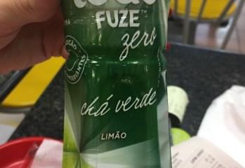 Cha Verde Limao Zero Leao Fuze