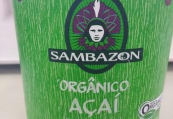 Açaí com Guaraná Orgânico Sambazon