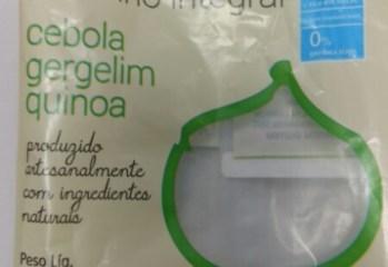 Palitinho Integral Cebola Gergelim e Quinoa Biju & Cia