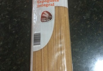 Macarrão Espaguete Integral Vital Dia