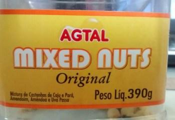 Mixed Nuts Original Agtal