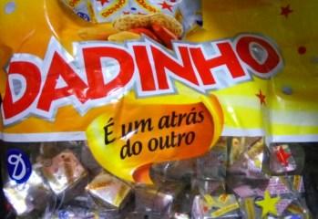 Doce de Amendoim Dadinho