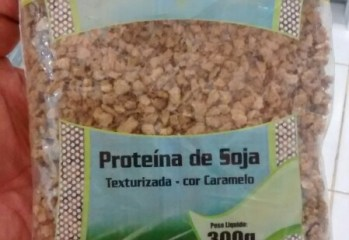 Proteina de Soja Texturizada Nutri Mais