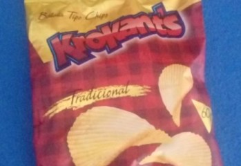 Batata Tipo Chips Tradicional Krokant's