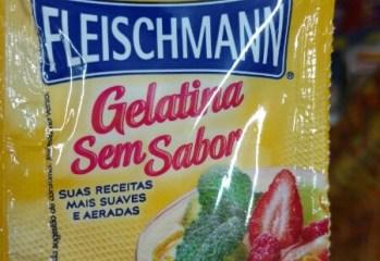 Gelatina Sem Sabor Fleichmann