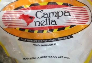 Queijo Minas Frescal Campanella