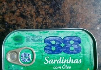 Sardinhas com Oleo 88