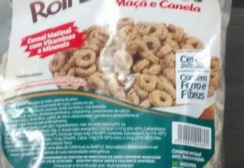 Cereal Matinal Roll Delickeit's Maçã e Canela Nutri & Wieder