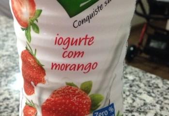 Iogurte Desnatado com Morango Taeq