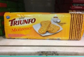 Biscoito Maizena Triunfo Arcor