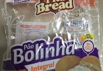 Pao Bolinha Integral Pita Bread
