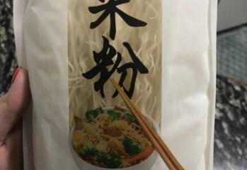 Macarrão Oriental Rice Vermicelli Bifum