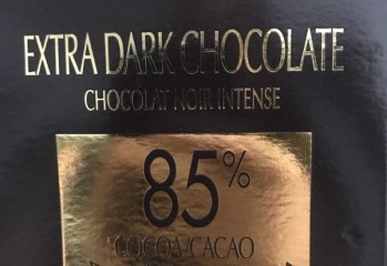 Chocolate Extra Dark 85% Cacau Cémoi