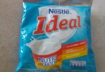 Composto Lácteo Ideal Nutri Certo Nestlé