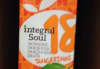 Suco Integral de Tangerina Integral Soul