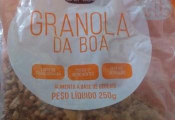 Granola Da Boa Ethic