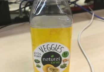 Bebida Mista Veggies Maracujá Natural One