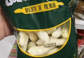 Biscoito de Polvilho Gourmetzinho