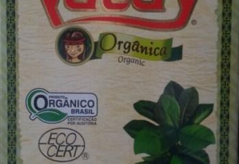 Erva-Mate Verde Orgânica Yacuy