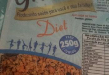 Granola Diet Paraoara