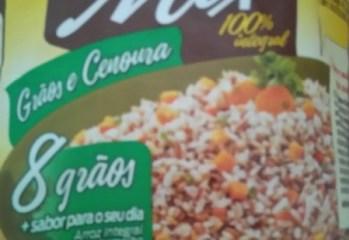 Mix Grãos e Cenoura 8 Grãos Caldo Bom