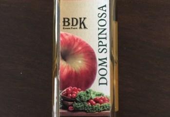 Vinagre de Fruta Maçã Orgânico Dom Spinosa