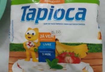 Massa Para Tapioca Zaeli
