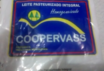 Leite Pasteurizado Integral Homogeneizado Coopervass