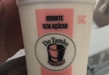 Iogurte Parcialmente Desnatado Baunilha Light Do Tambo