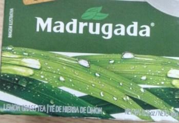 Chá de Capim Cidreira Madrugada