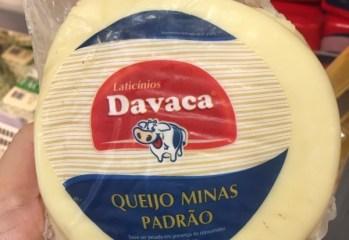 Queijo Minas Padrao Laticinios Davaca