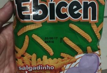 Salgadinho Sabor Cebola Ebicen