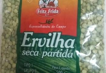 Ervilha Seca Partida Fritz & Frida