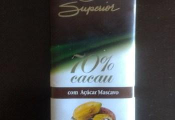 Chocolate Artesanal 70 Cacau Bahia Superior