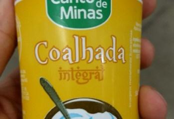 Coalhada Integral Canto de Minas