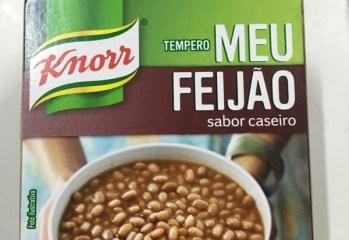 Tempero Meu Feijão Sabor Caseiro Knorr