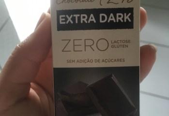Chocolate 72 Cacau Extra Dark Zero Mundo Verde