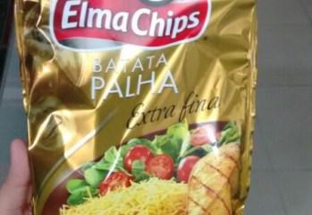 Batata Palha Extra Fina Elma Chips