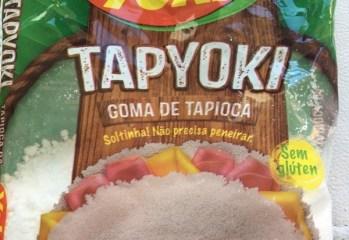 Goma de Tapioca Tapyoki Yoki