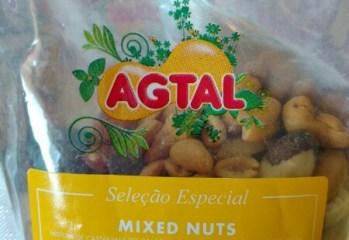 Mixed Nuts Seleção Especial Agtal