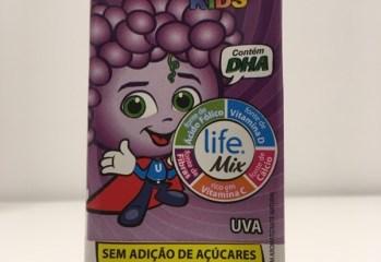 Bebida Uva Luminus Kids