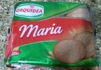Biscoito Maria Orquídea