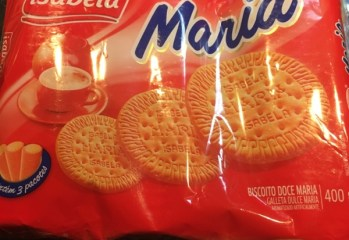 Biscoito Doce Maria Isabela
