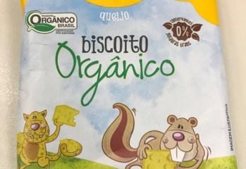 Biscoito Queijo Orgânico Dodani