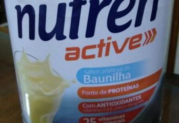 Nutren Active Baunilha Nestlé