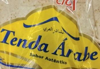 Pao Arabe Tradicional Tenda Arabe