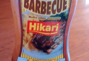 Molho Barbecue Hikari